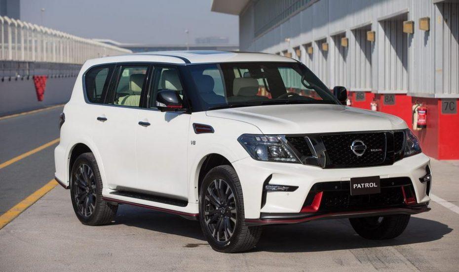 Nissan Patrol NISMO: Un creación salvaje para carreteras, caminos y dunas de Oriente Medio