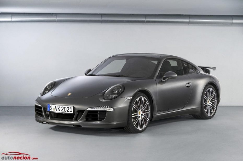 El Porsche 911 Carrera S ahora mucho más completo y deportivo por el 20 aniversario de Tequipment