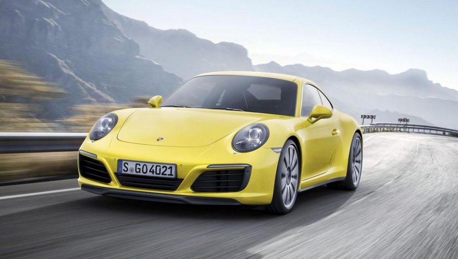 Los  motores biturbo de 3.0 litros y seis cilindros llegan al Porsche 911 Carrera 4 y al 911 Targa 4