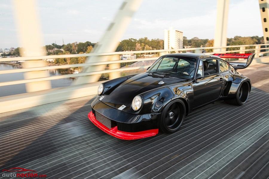 Projekt Mjolner: Un salvaje Porsche 930 Turbo de 607 CV que rueda por eBay