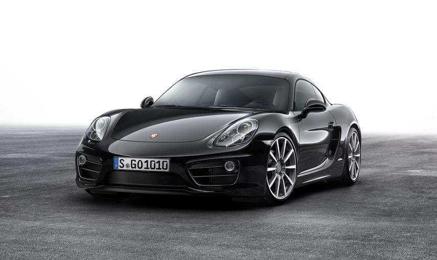 Porsche Cayman Black Edition: Cuando el color negro se apodera de un Porsche