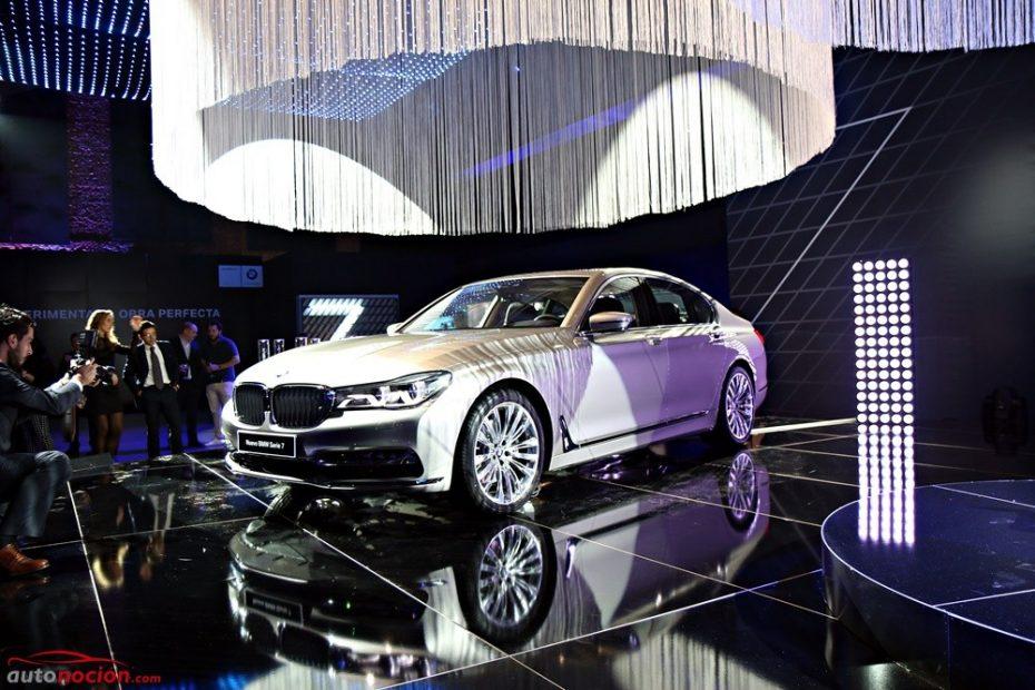 Conocemos en primera persona el nuevo BMW Serie 7: Lujo, elegancia y comodidad superlativos