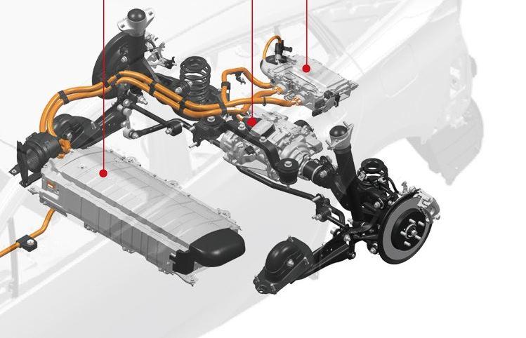 Sí, el nuevo Toyota Prius tendrá la tracción a las cuatro ruedas e-Four aunque no la veremos por nuestras carreteras