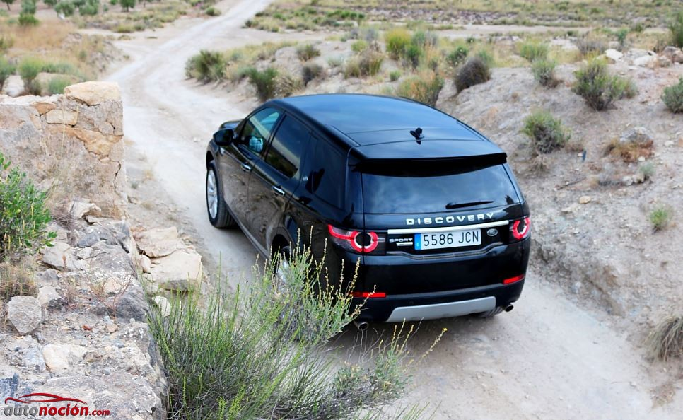 Range Rover Discovery Sport 32