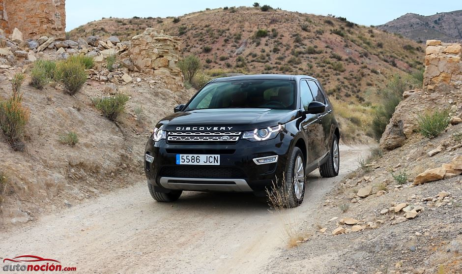 Range Rover Discovery Sport 34