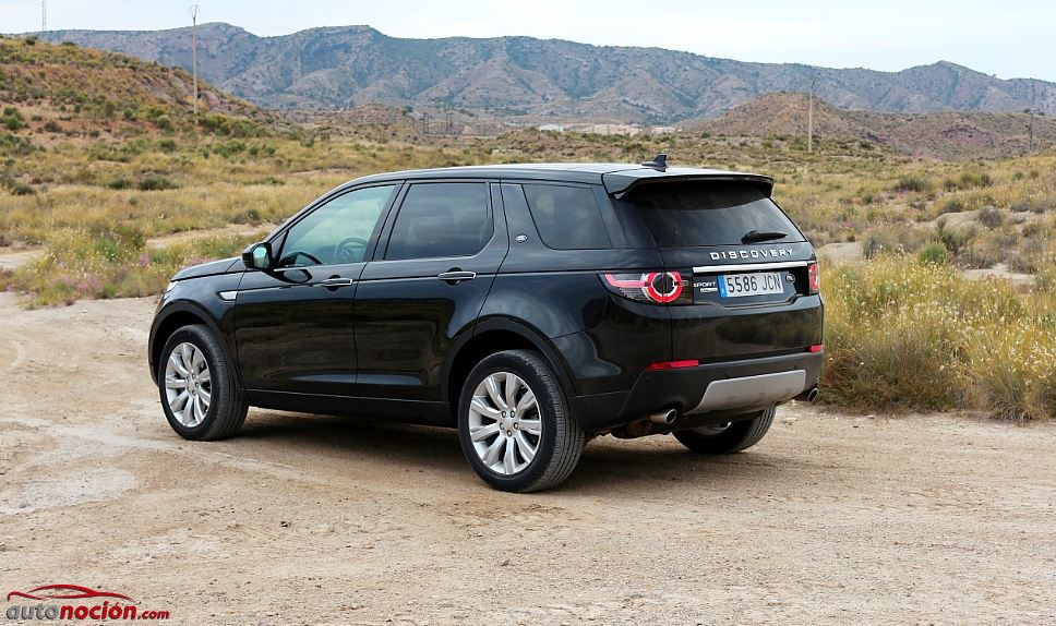 Range Rover Discovery Sport 37