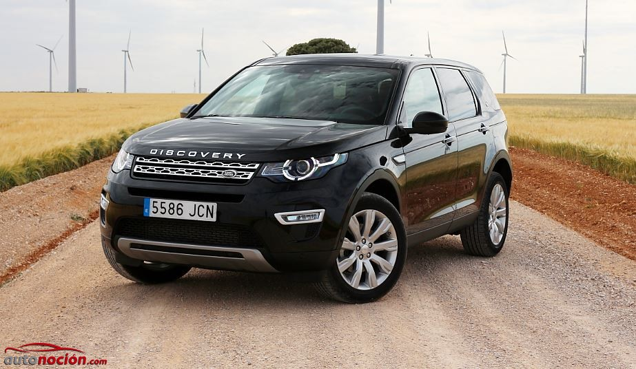 Range Rover Discovery Sport 58