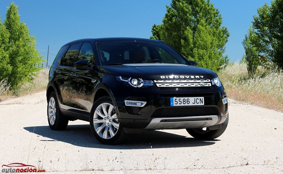 Range Rover Discovery Sport 61