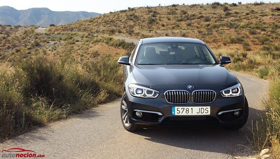 Prueba BMW 118d Urban: Un nuevo look y 150 CV para el tracción trasera del segmento compacto