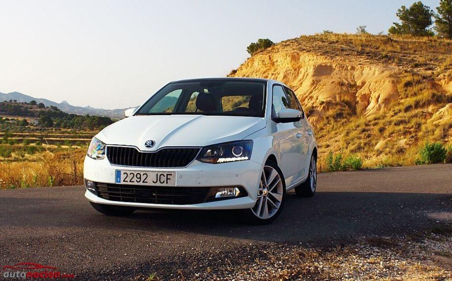 Prueba Škoda Fabia 1.4 TDI 90 CV: Tres cilindros, plataforma MQB y mucho más…