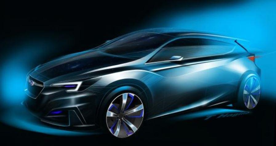 Subaru Impreza 5-Door Concept: El futuro ADN del modelo nuevamente en formato hatchback
