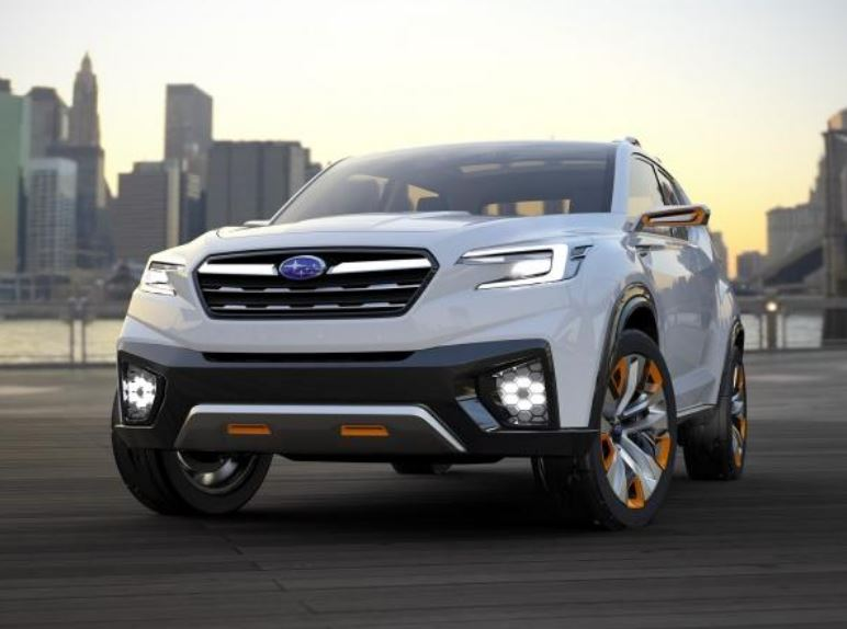 Subaru VIZIV Future Concept: Un adelanto del futuro Best Seller de la marca