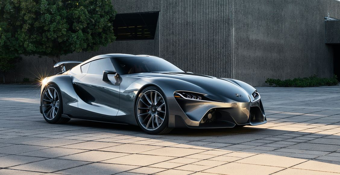 Toyota FT-1 11