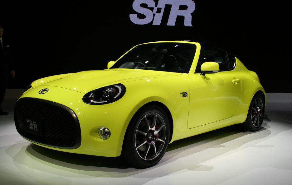 Toyota S-FR en directo: Deportivo, ligero, compacto y según Toyota, divertido de conducir…