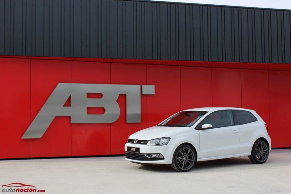No veremos un Volkswagen Polo R, pero ABT nos deleita con una preparación de 230 CV