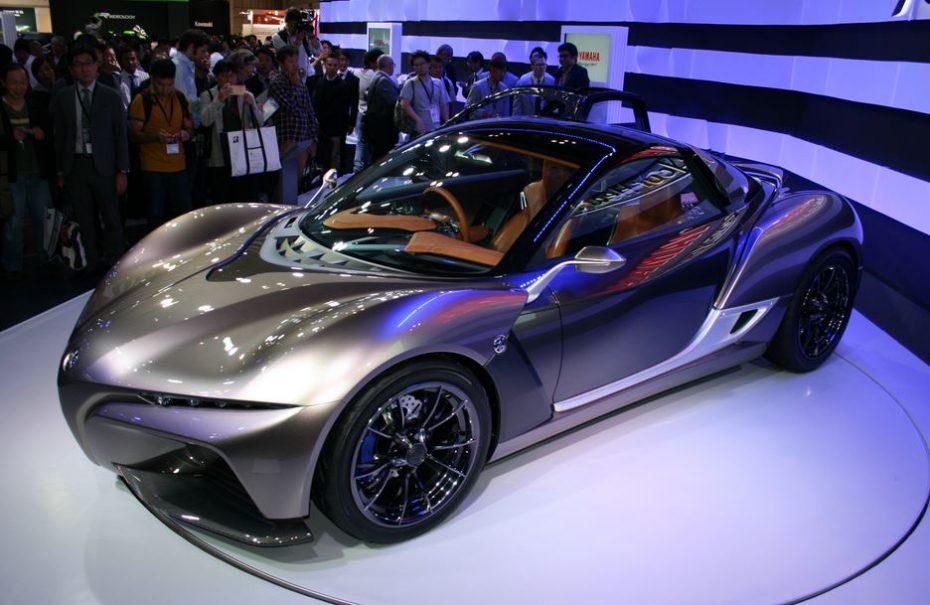El juguete de Yamaha ahora en directo: 750 kg de adrenalina y fibra de carbono