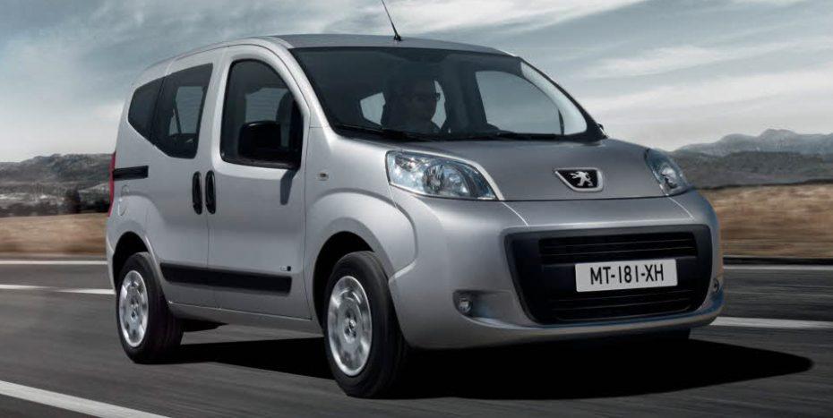 Nuevas gamas para los Fiat Qubo, Fiat Fiorino y Peugeot Bipper: Estrenan mecánicas más limpias