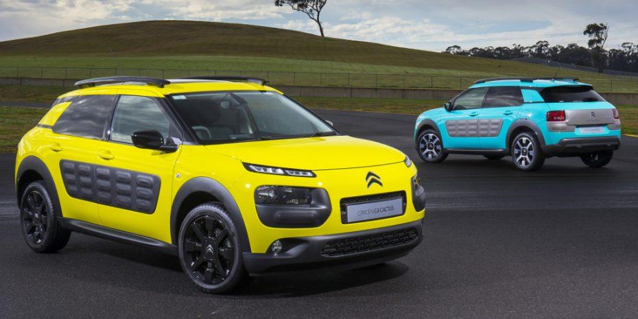 El Citroën C4 Cactus BlueHDI estrena caja pilotada: Adiós al embrague y al e-HDI