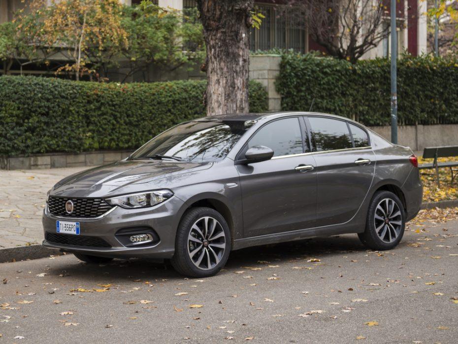 El Fiat Tipo Sedán, ya a la venta con motor 1.4 Turbo adaptado a GLP