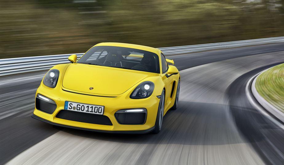 Porsche desarrolla el Cayman GT4 Clubsport: elementos del 911 GT3 Cup para iniciarse en la competición