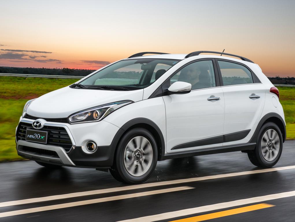 Nuevo Hyundai HB20 y HB20X: Acertada actualización para el best-seller brasileño