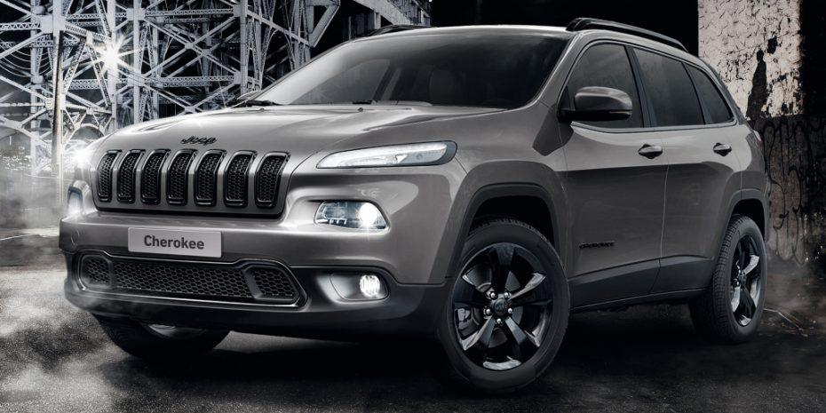 """Estética más brutal para el Jeep Cherokee: Llega la serie especial """"Night Eagle"""""""