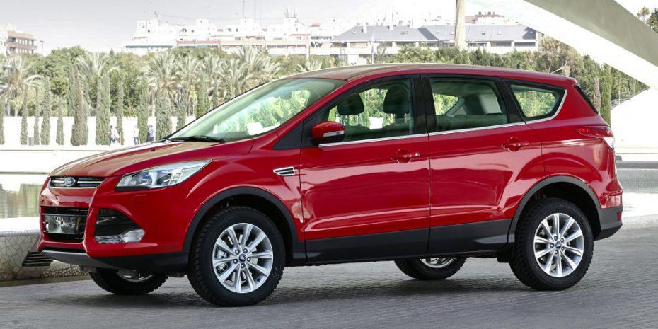 El Ford Kuga estrena motor Ecoboost con 120 CV: Su precio con ofertas parte de los 17.990 €