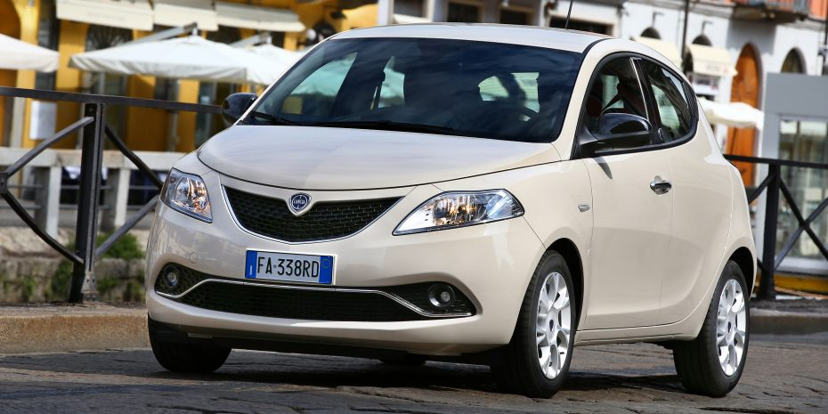 Ventas septiembre 2015, Italia: El Ypsilon, segundo modelo más vendido. VW baja