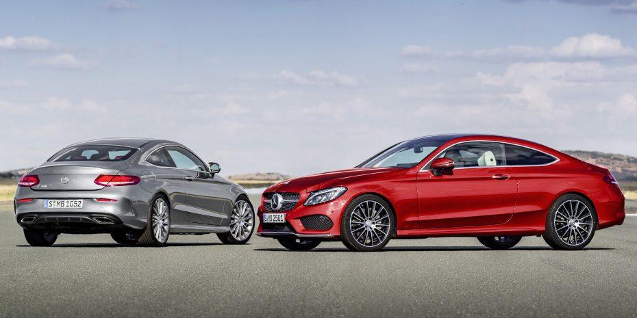 Ya puedes reservar el nuevo Mercedes Clase C Coupé: Todos los precios