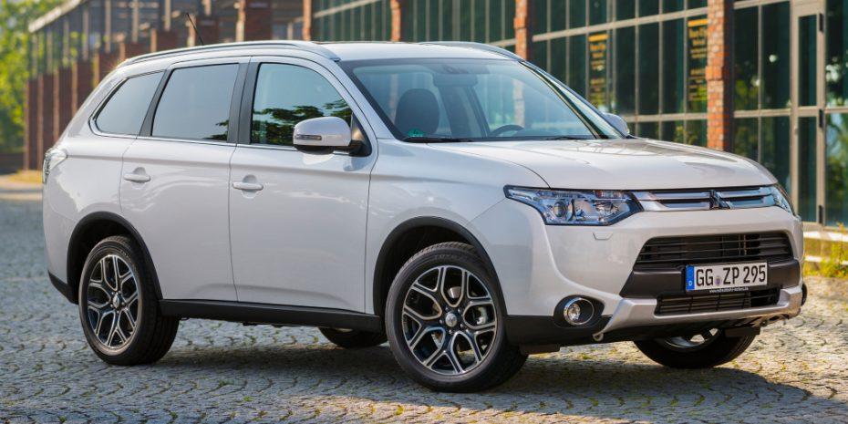 Mitsubishi liquida el Outlander desde 21.670 €: Sensacional precio y equipamiento