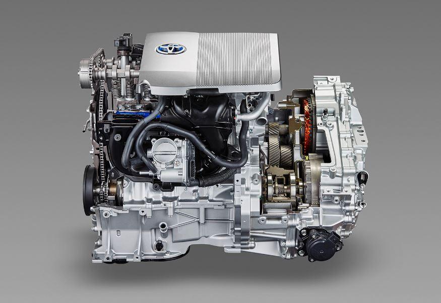 Aquí están los datos que nos faltaban del nuevo Toyota Prius: Un nivel de eficiencia térmica del 40% para su  VVT-i de 1.8 litros
