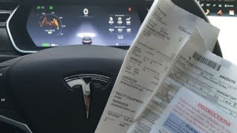 Su Tesla Model S P90D circula de forma autónoma y es multado por… ¿¡exceso de velocidad!?