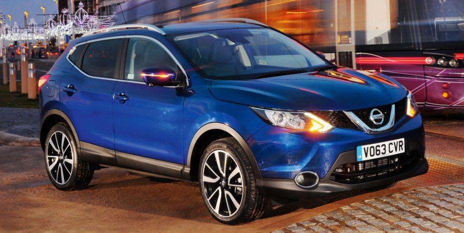 VW Golf, Ford Fiesta y Opel Corsa dominan Europa: El Nissan Qashqai despega