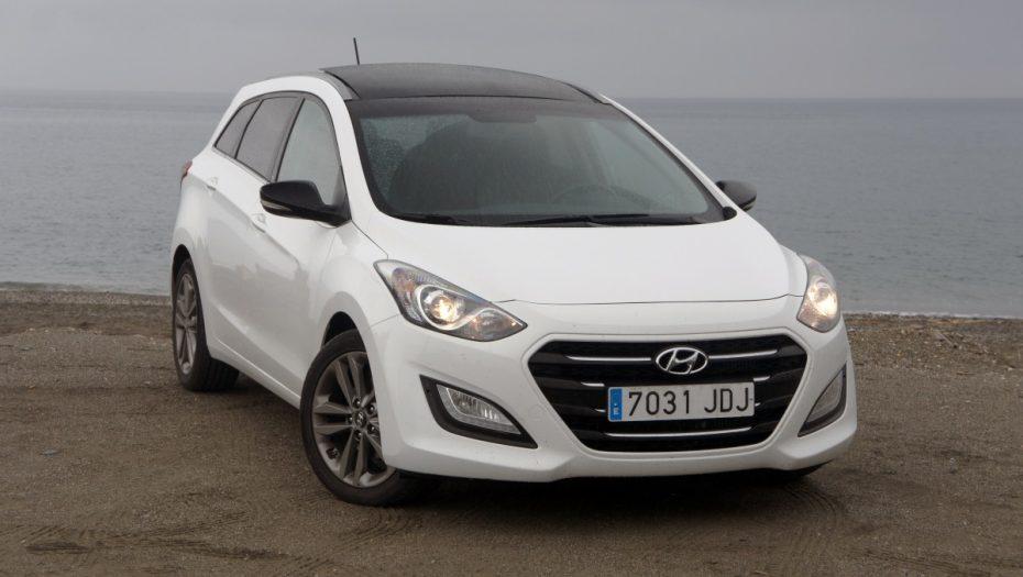 Prueba Hyundai i30 CW 1.6 CRDI 110 CV Black Line: Equilibrado hasta en el precio