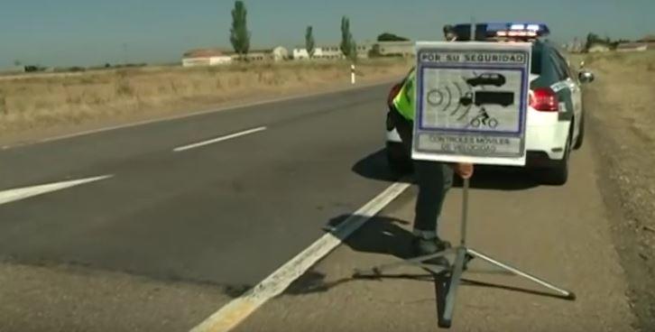 ¡Atención!: Estos son los nuevos tramos en los que Tráfico ubicará sus radares móviles