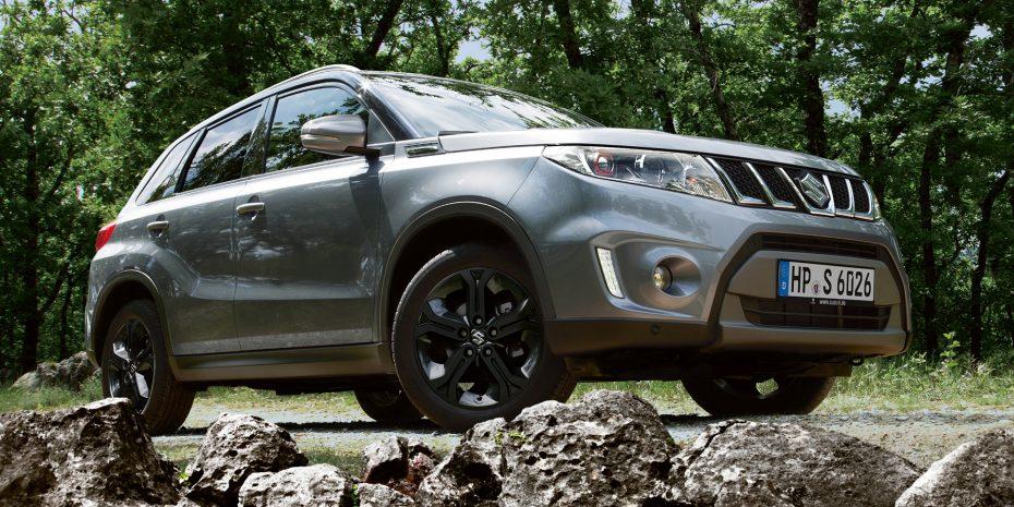 Ya a la venta el Suzuki Vitara S BoosterJet: Más deportivo y rápido, con 140 CV en gasolina