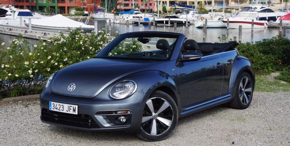 Prueba Volkswagen Beetle Cabrio 2.0 TDI 150 CV DSG R-Line: Cuando el corazón se impone a la razón