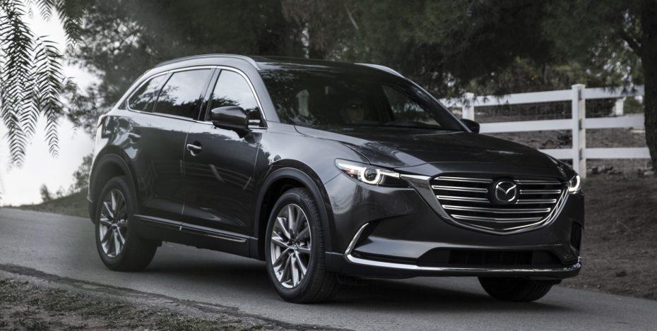Así es la nueva generación del Mazda CX-9: Siete plazas y alta calidad para el crossover grande