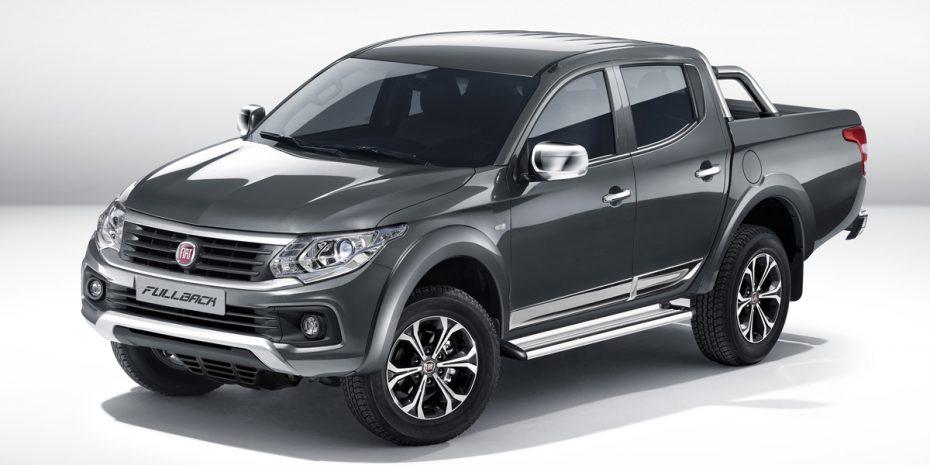 Nuevo Fiat Fullback Pick Up: La sorpresa de la firma italiana para Europa
