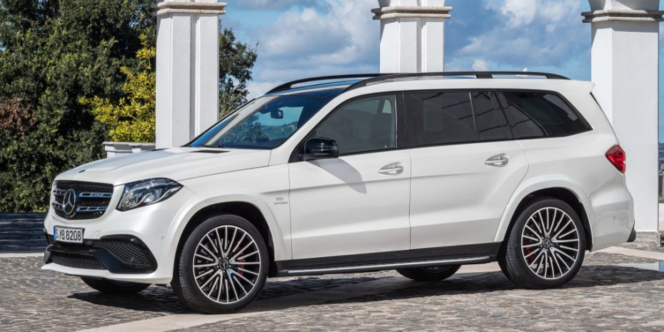 Todos los precios del nuevo Mercedes GLS: Hasta 585 CV para el lujoso SUV