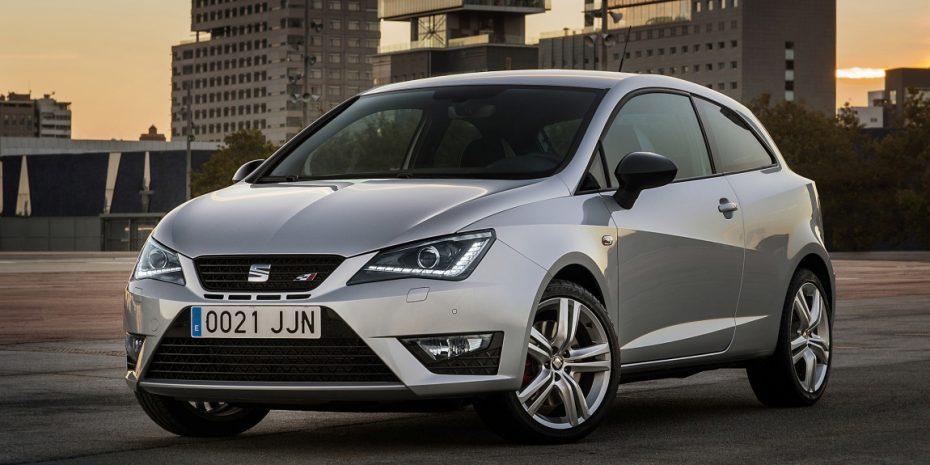 Un montón de imágenes del nuevo SEAT Ibiza Cupra: El juguete español con 192 CV, ahora más en detalle