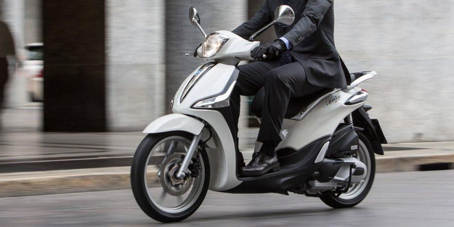 Así es la nueva generación del Piaggio Liberty: El súper ventas recibe el ABS y muchas otras mejoras