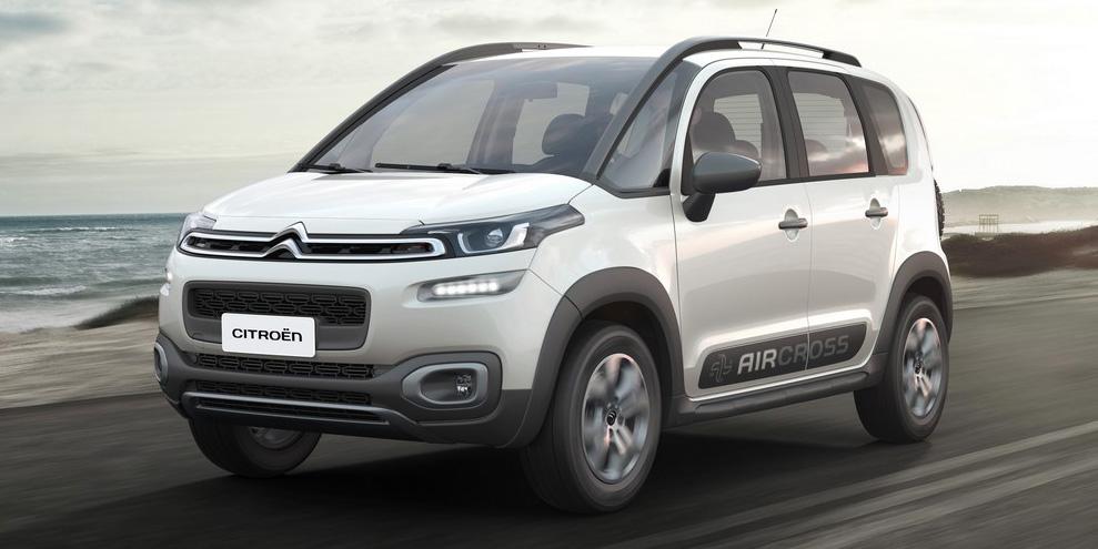 Citroën Brasil presenta el nuevo Aircross: Por desgracia no lo verás en Europa