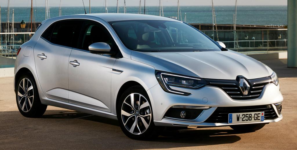 Todos los precios del nuevo Renault Mégane IV en Francia:  Arrancan en los 18.200 €