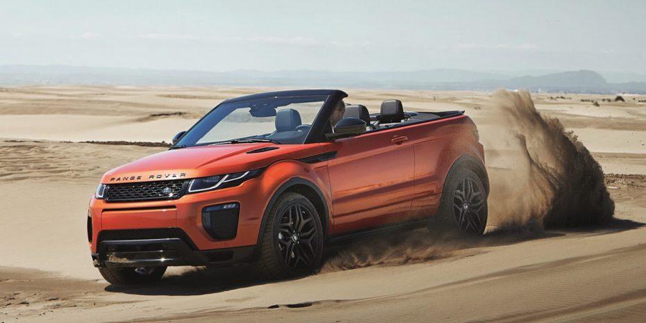 Así es el nuevo Range Rover Evoque Convertible: Ya a la venta desde 54.700 €