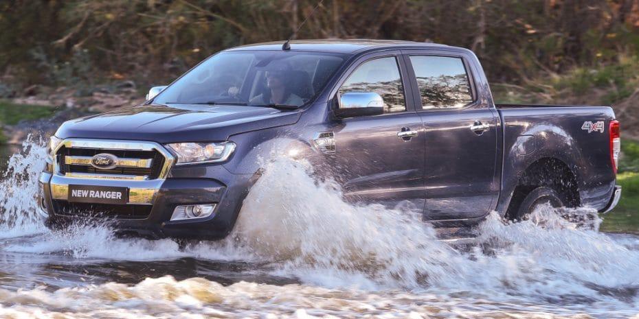 El nuevo Ford Ranger llega a los concesionarios españoles: Más lujo y motores de hasta 200 CV