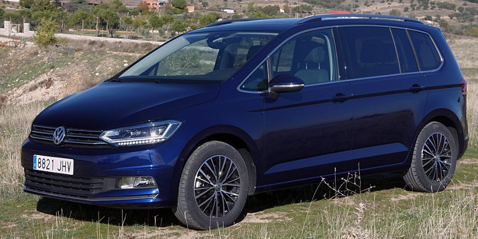 Contacto Volkswagen Touran II: Notable en todo, salvo en el precio