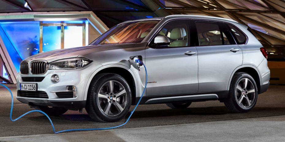 Ya a la venta el nuevo BMW X5 xDrive40e: Hibridación a precio diésel; sólo 3,3 L/100