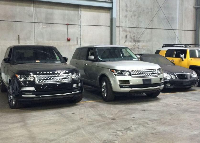 250 vehículos de lujo valorados en más de 15 millones de euros recuperados en una operación contra el robo organizado