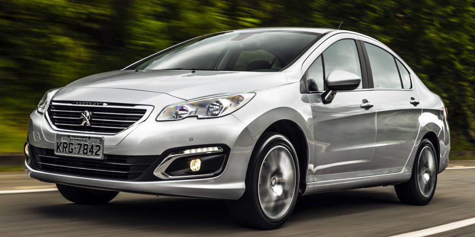 Nuevo Peugeot 408: La filial brasileña renueva la berlina compacta